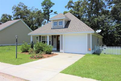 Hattiesburg Single Family Home For Sale: 305 Mount Pleasant Dr.