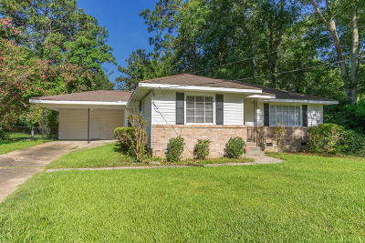 Hattiesburg Single Family Home For Sale: 715 Crestview Dr.