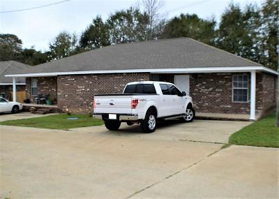 Purvis Multi Family Home For Sale: 35 Matheny F/G/H/I/J/K Rd.