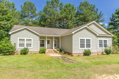Covington County Single Family Home For Sale: 91 Cascio Taormina Rd.