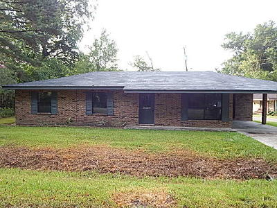 Columbia Single Family Home For Sale: 1308 Martin Luther King Dr.