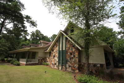 Hattiesburg Single Family Home For Sale: 1546 Old Hwy 49