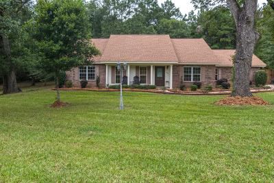 Sumrall Single Family Home For Sale: 12 Green Acres Rd.