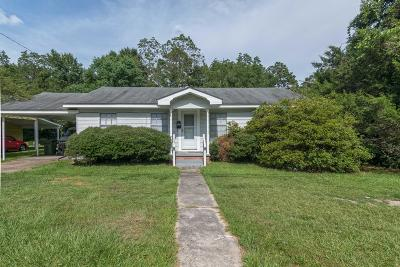 Hattiesburg Single Family Home For Sale: 535 N 19th