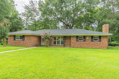 Single Family Home Pending: 2306 Pickwick Pl