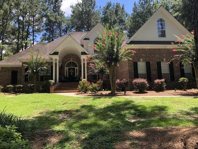 Hattiesburg Single Family Home For Sale: 39 Highlander