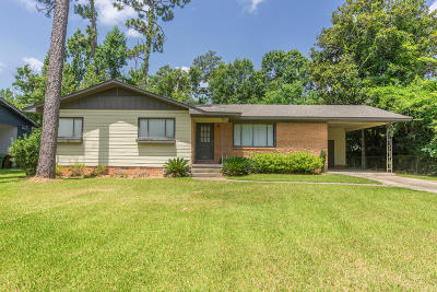 Hattiesburg Single Family Home For Sale: 503 S 22nd Ave.