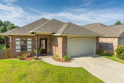 Sumrall Single Family Home For Sale: 22 Sienna Lane