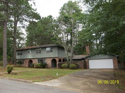 Hattiesburg Single Family Home For Sale: 10 Delond Pl