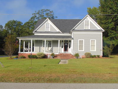 Sumrall Single Family Home For Sale: 205 Poplar St.