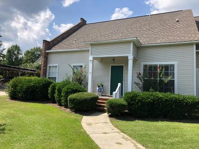 Hattiesburg Condo/Townhouse For Sale: 2 Garden View Ln.
