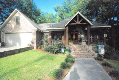 Sumrall Single Family Home For Sale: 30 1st E St.