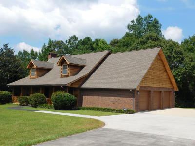 Single Family Home For Sale: 61 Dean Rhyne Rd.