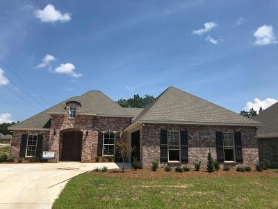 Hattiesburg Single Family Home For Sale: 7 Flintshire Lane