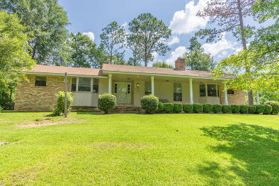 Hattiesburg Single Family Home For Sale: 3609 Pinnacle Dr.