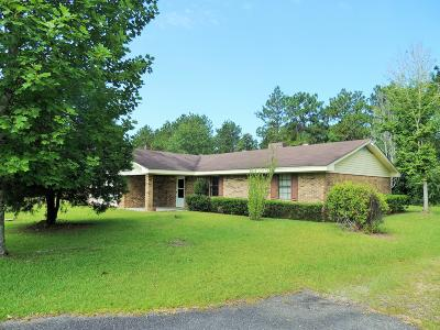 Purvis Single Family Home For Sale: 88 Nolan Rouse Rd.