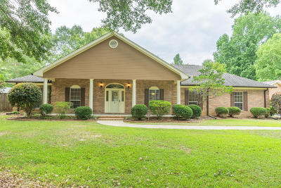 Hattiesburg Single Family Home For Sale: 5 Summertree Pl
