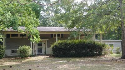 Hattiesburg Single Family Home For Sale