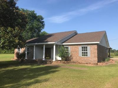 Columbia Single Family Home For Sale: 288 Columbia Purvis Rd.