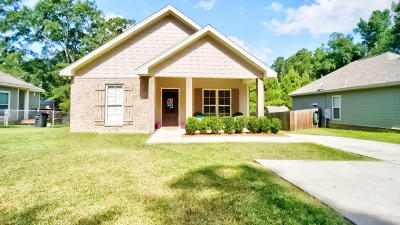 Sumrall Single Family Home For Sale: 13 Willow Ct.