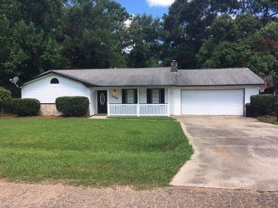 Hattiesburg Single Family Home For Sale: 108 Ray Bridge Dr.