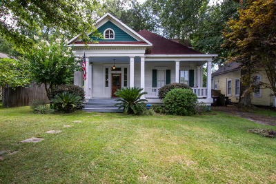 Hattiesburg MS Single Family Home For Sale: $169,500