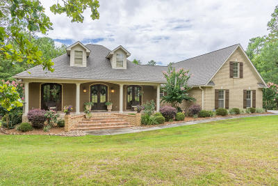Hattiesburg MS Single Family Home For Sale: $380,000