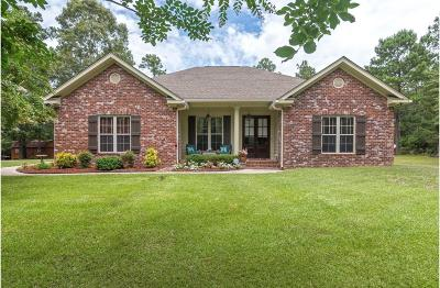 Hattiesburg MS Single Family Home For Sale: $242,000