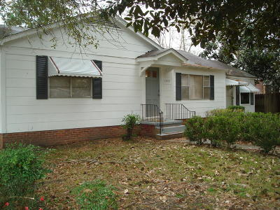 Hattiesburg MS Single Family Home For Sale: $89,000