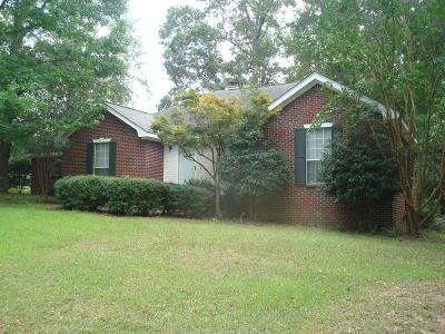 Hattiesburg MS Single Family Home For Sale: $134,500