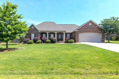 Sumrall Single Family Home For Sale: 13 E Sycamore