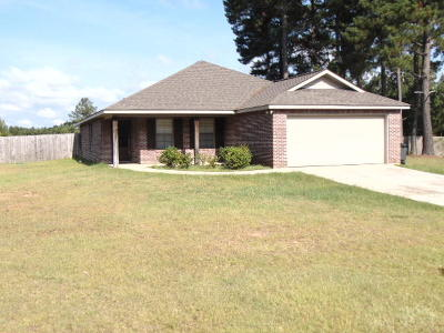 Seminary, Sumrall Single Family Home For Sale: 72 Hemingway Dr.