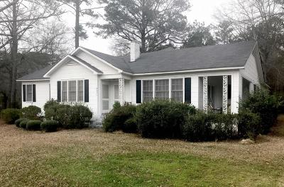 Magee Single Family Home For Sale: 825 Simpson Hwy 149