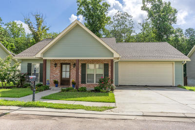 Hattiesburg Single Family Home For Sale: 41 Caitlynn Cir.