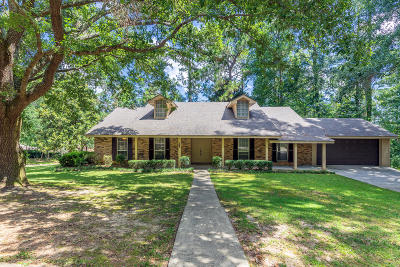 Hattiesburg MS Single Family Home For Sale: $164,000
