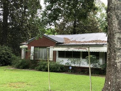 Jefferson Davis County Single Family Home For Sale: 6288 Ms-13