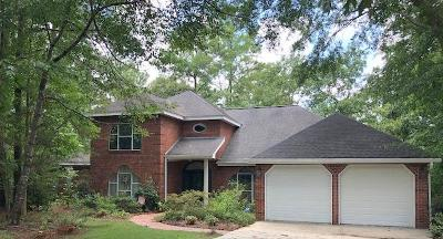Petal Single Family Home For Sale: 32 Chestnut Point