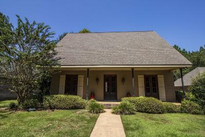 Hattiesburg Single Family Home For Sale: 11 Stone Dr.