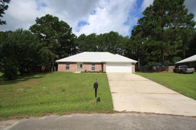 Hattiesburg Single Family Home For Sale: 32 Nicolaus Dr.