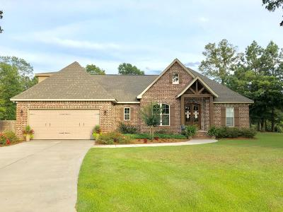 Sumrall Single Family Home For Sale: 10 W Crockett