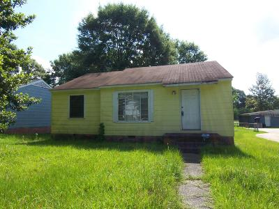 Hattiesburg Single Family Home For Sale: 608 Ronie St.