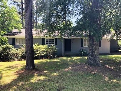 Hattiesburg Single Family Home For Sale: 110 Victoria Dr.