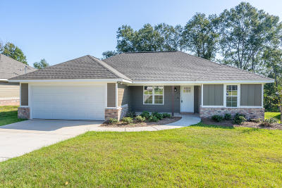 Purvis Single Family Home For Sale: 67 Logaras Cir.