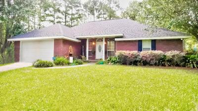 Petal Single Family Home For Sale: 906 Morriston Rd.