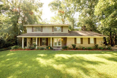 Hattiesburg Single Family Home For Sale: 404 S 32nd Ave.