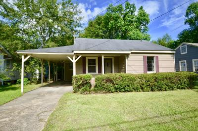 Hattiesburg Single Family Home For Sale: 410 S 12th Ave.