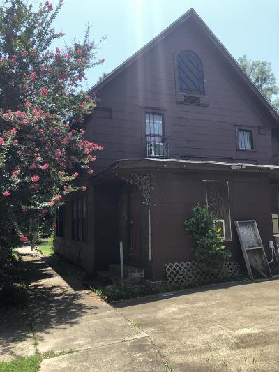 Hattiesburg Single Family Home For Sale: 103 Williams St.
