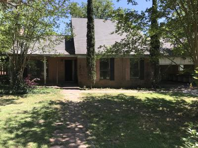 Petal, Purvis Single Family Home For Sale: 185 Corinth Cutoff