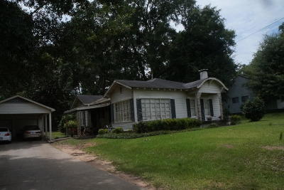 Jefferson Davis County Single Family Home For Sale: 1319 3rd St.