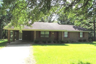 Jefferson Davis County Single Family Home For Sale: 347 N Carson Rd.